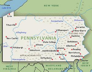 pennsylvaniamap