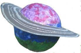 Skywriter cosmic pinata Donna Cunningham