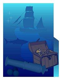 treasureunderwater