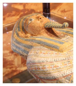 Mummies of the World exhibit