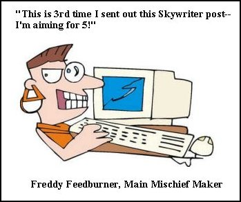 freddy feedburmer cartoon